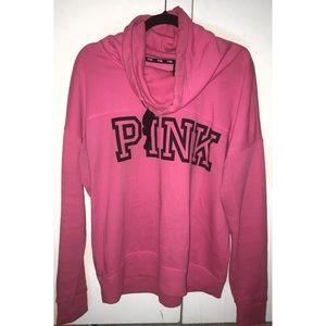 Victoria's Secret Pink cowl neck